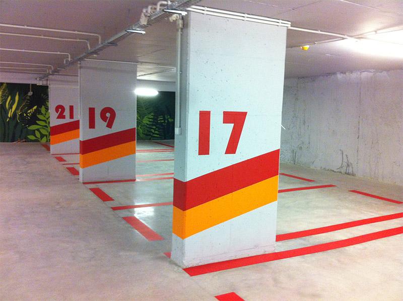 Malowanie Garaży