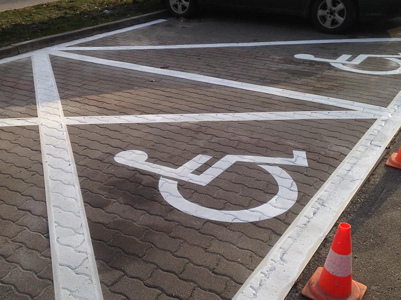 Miejsce Dla Osoby Niepełnosprawnej